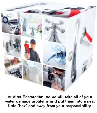 Alter Restoration Water Damage In Ozona, Florida 2